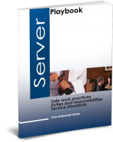 Restaurant Server Training Manual