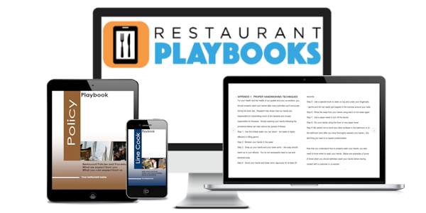 restaurant management playbook